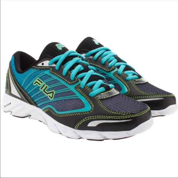 Fila Coolmax Running Shoes NWT